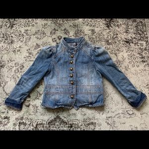 GapKids Girls (3 years old) Worn Once Jean Jacket